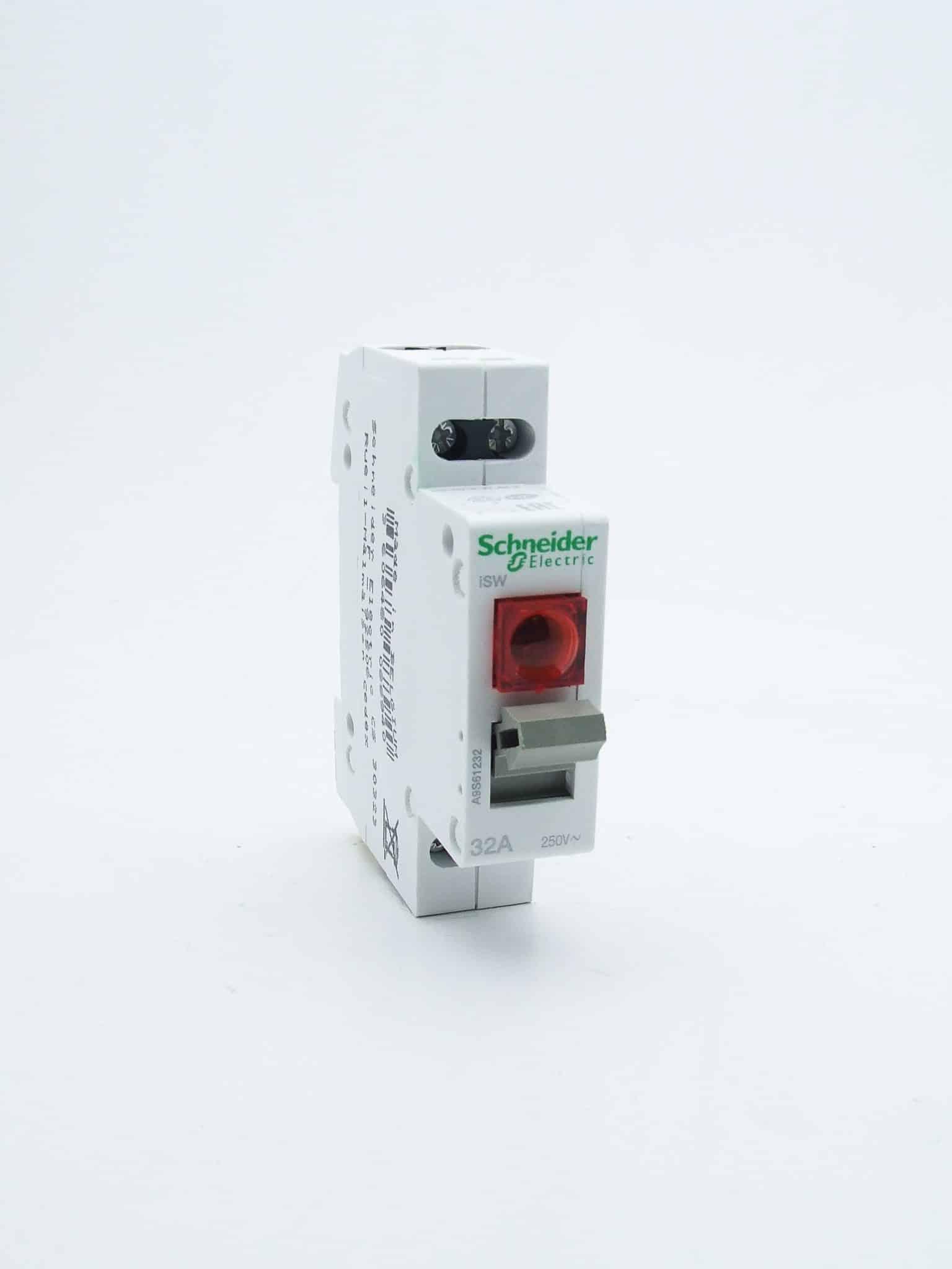 Acti9 iSW interrupteur de commande 1P 20A 250VCA.A9S60120